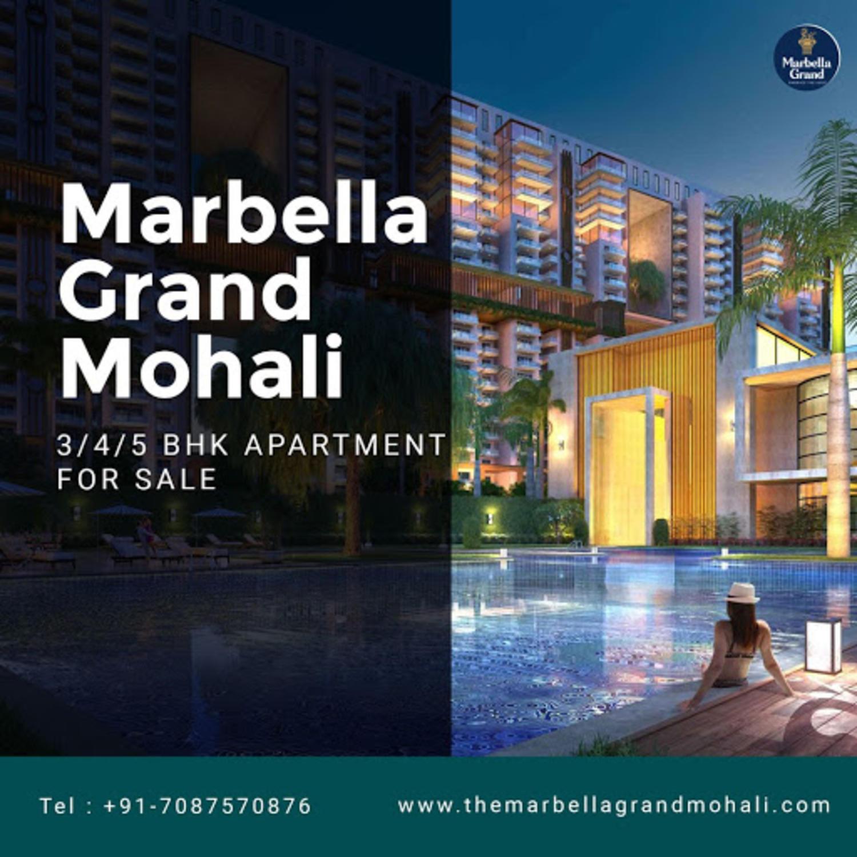 Marbella Grand Mohali