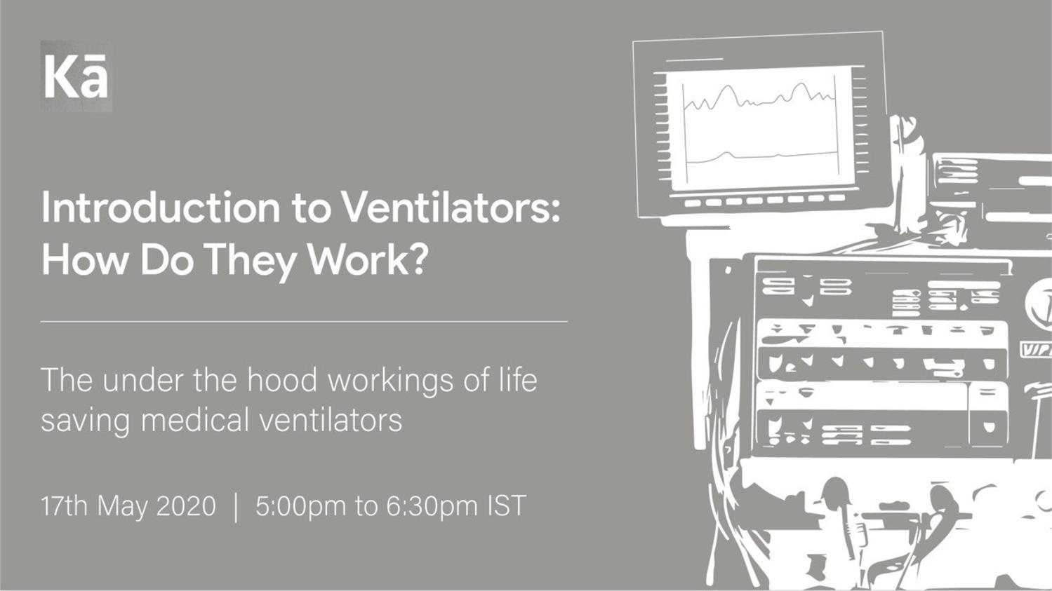 How Ventilators Work