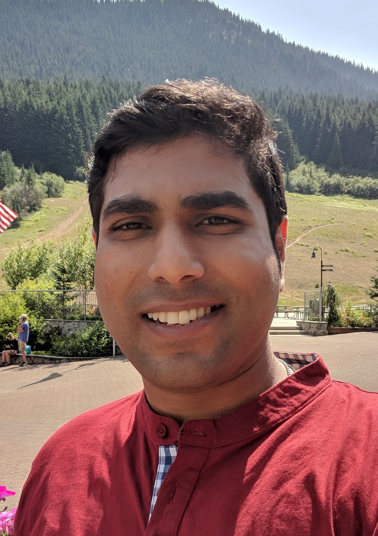 Jai Santhosh, Software developer at Microsoft Research