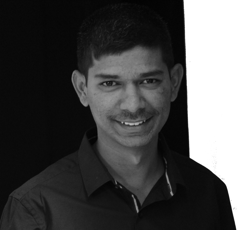 Tushar Jarhad, fullstack engineer at Red Panda Innovation Labs