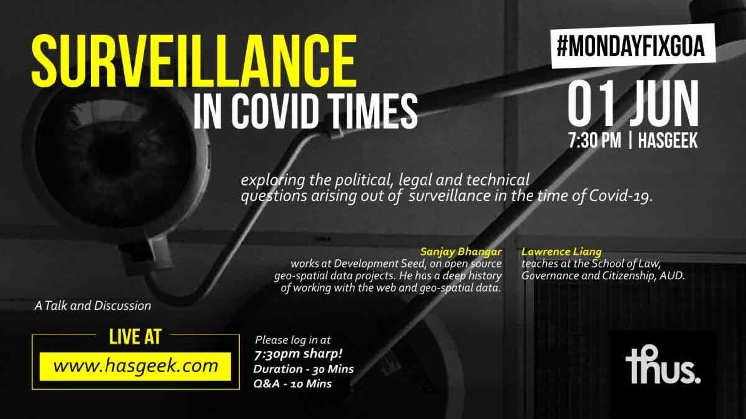 Conversations on Surveillance