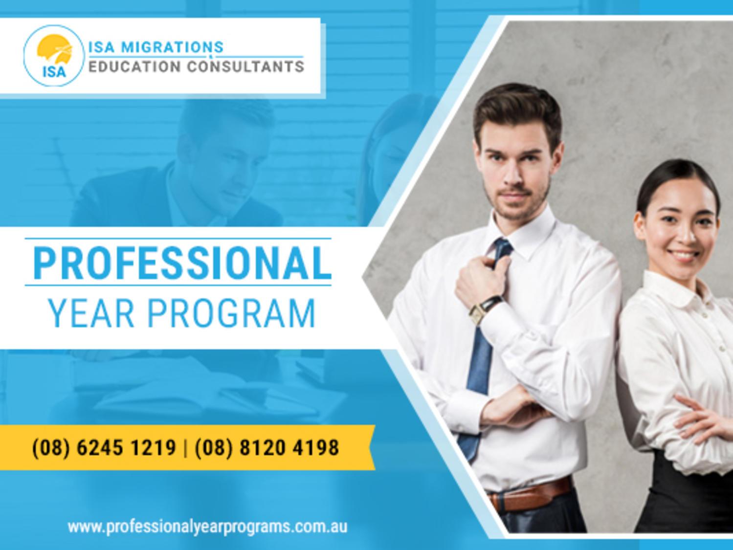 Professional Year Program Adelaide