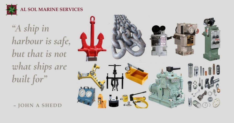 Al Sol Marine Services