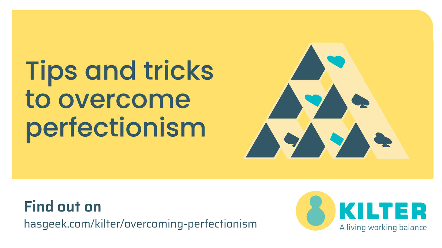 Tips and tricks to overcome perfectionism