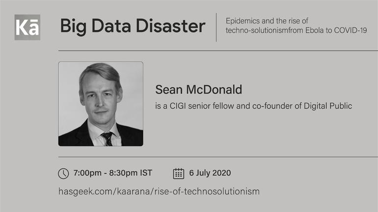 Big Data Disaster