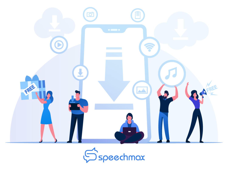 Create advanced speakers
