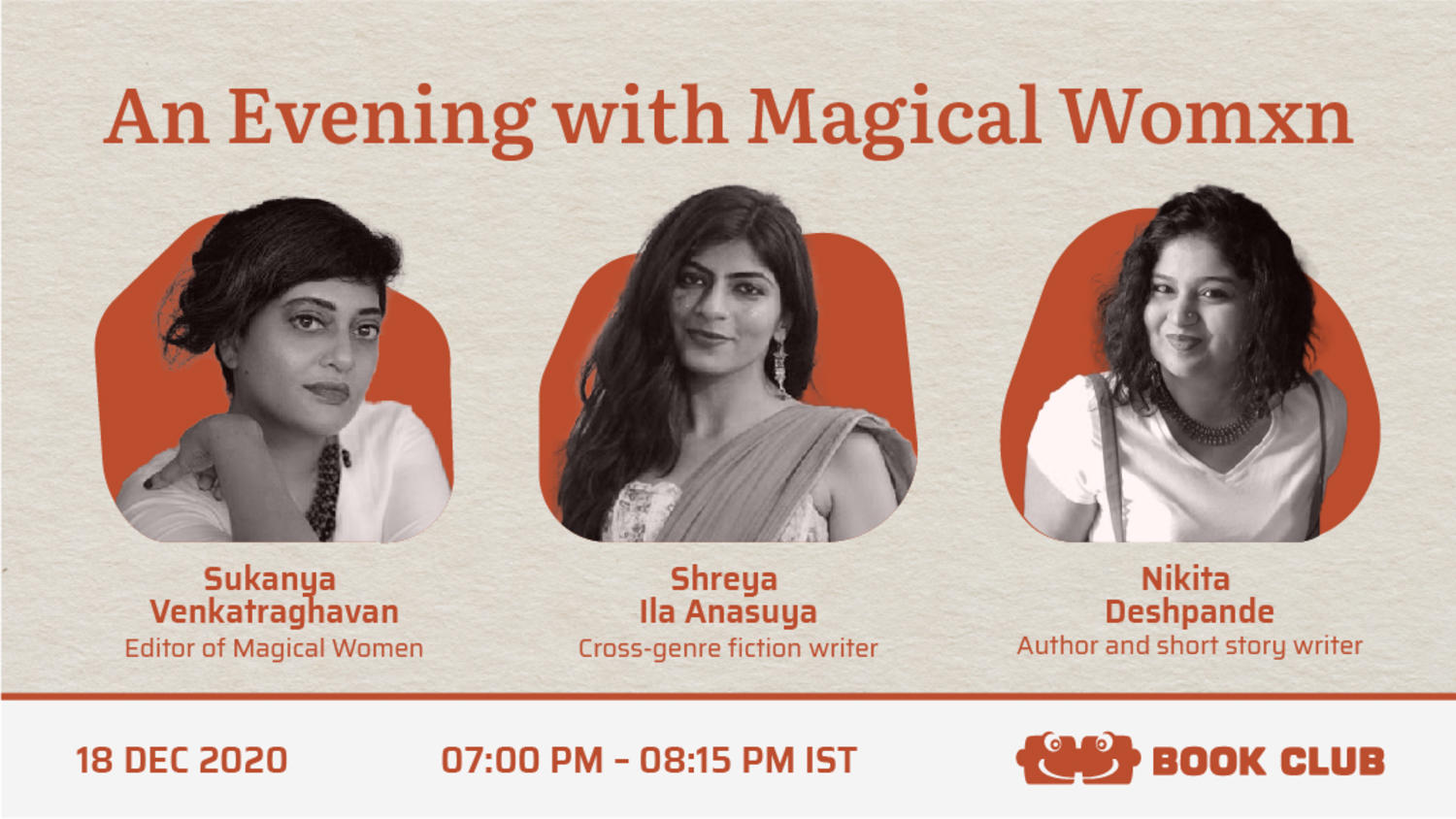 An Evening with Magical Womxn