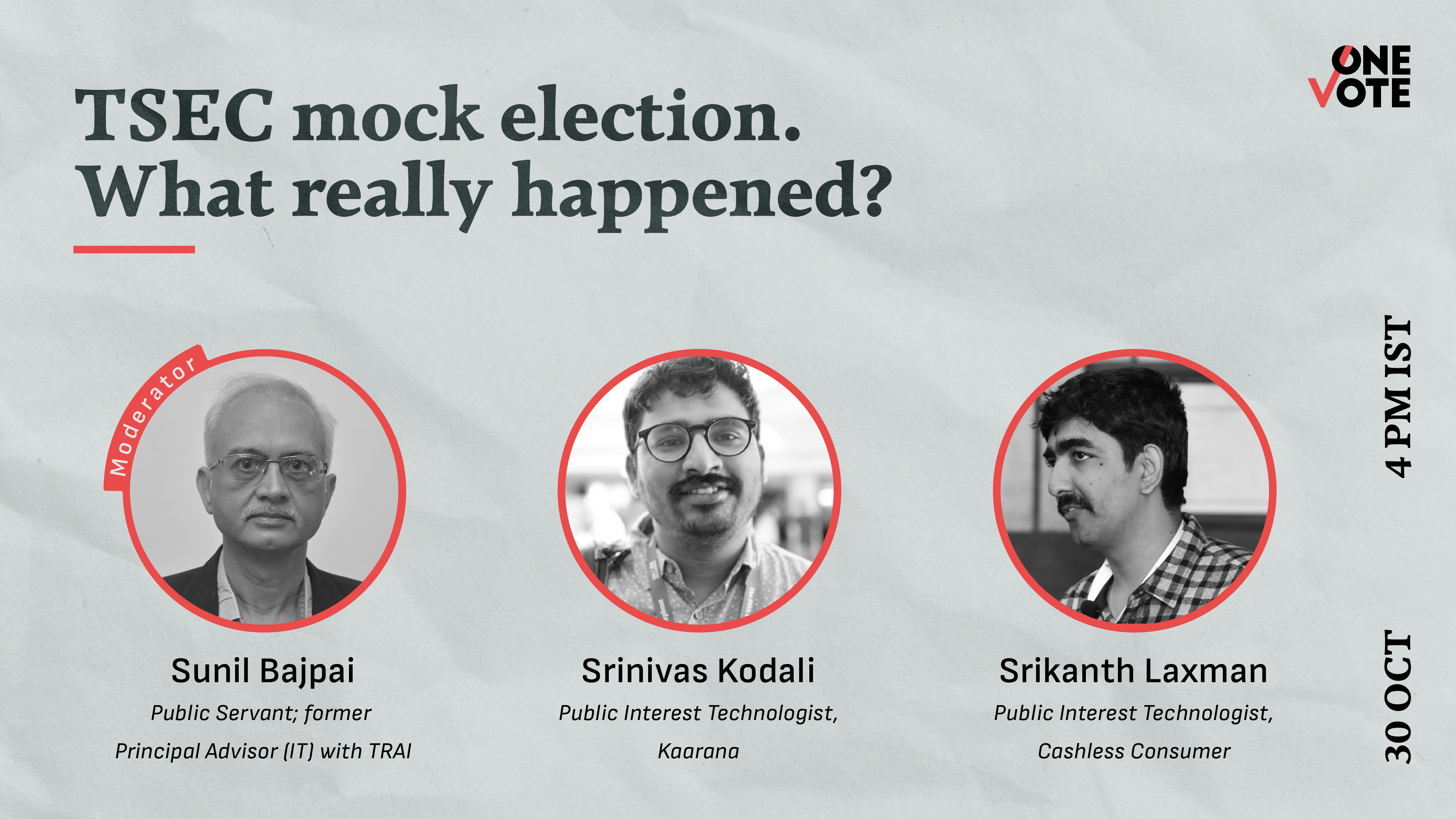 What really happened in the mock election conducted by the Telangana State Election Commission (TSEC)