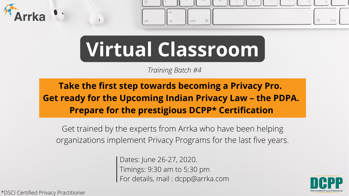 Data Privacy training program