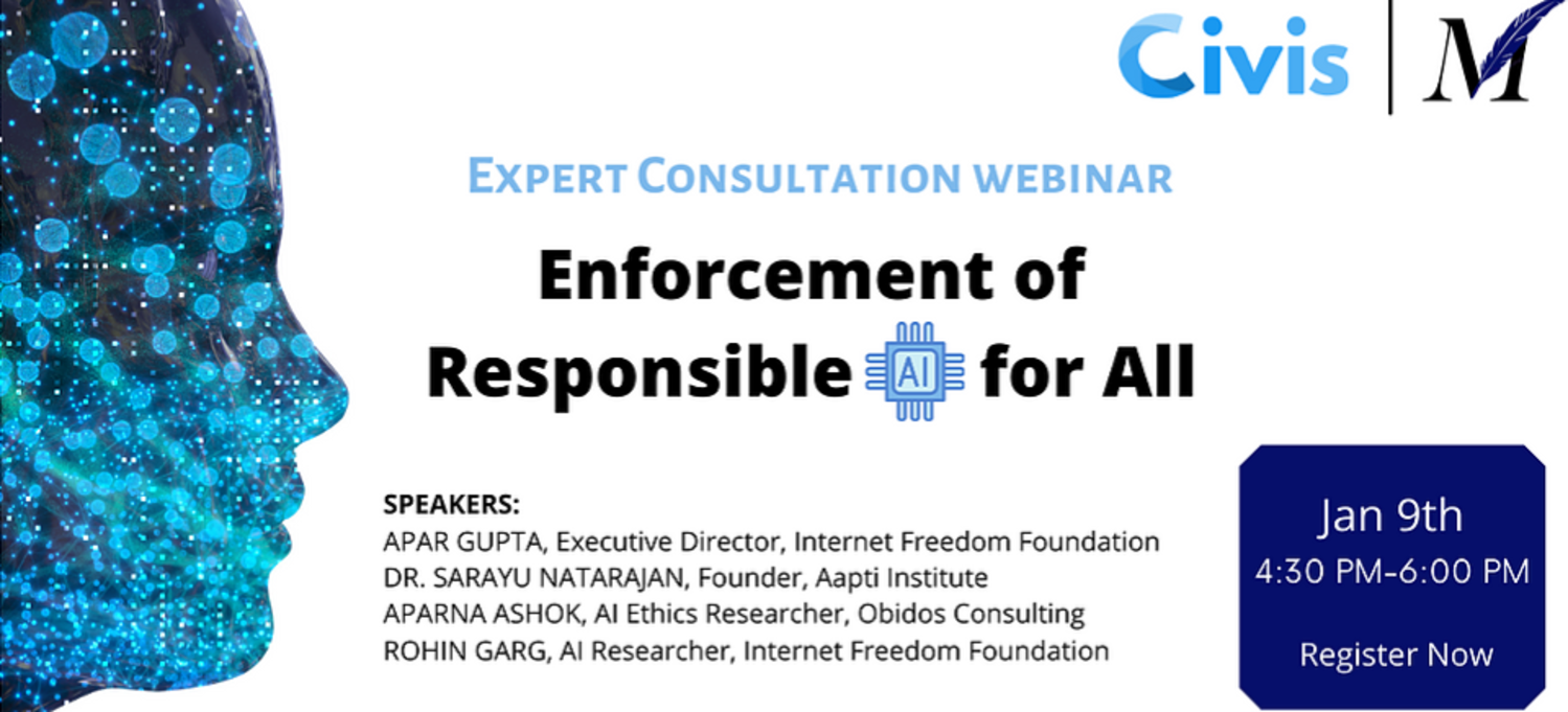 Expert Panel Discussion on Enforcement of Responsible AI for All