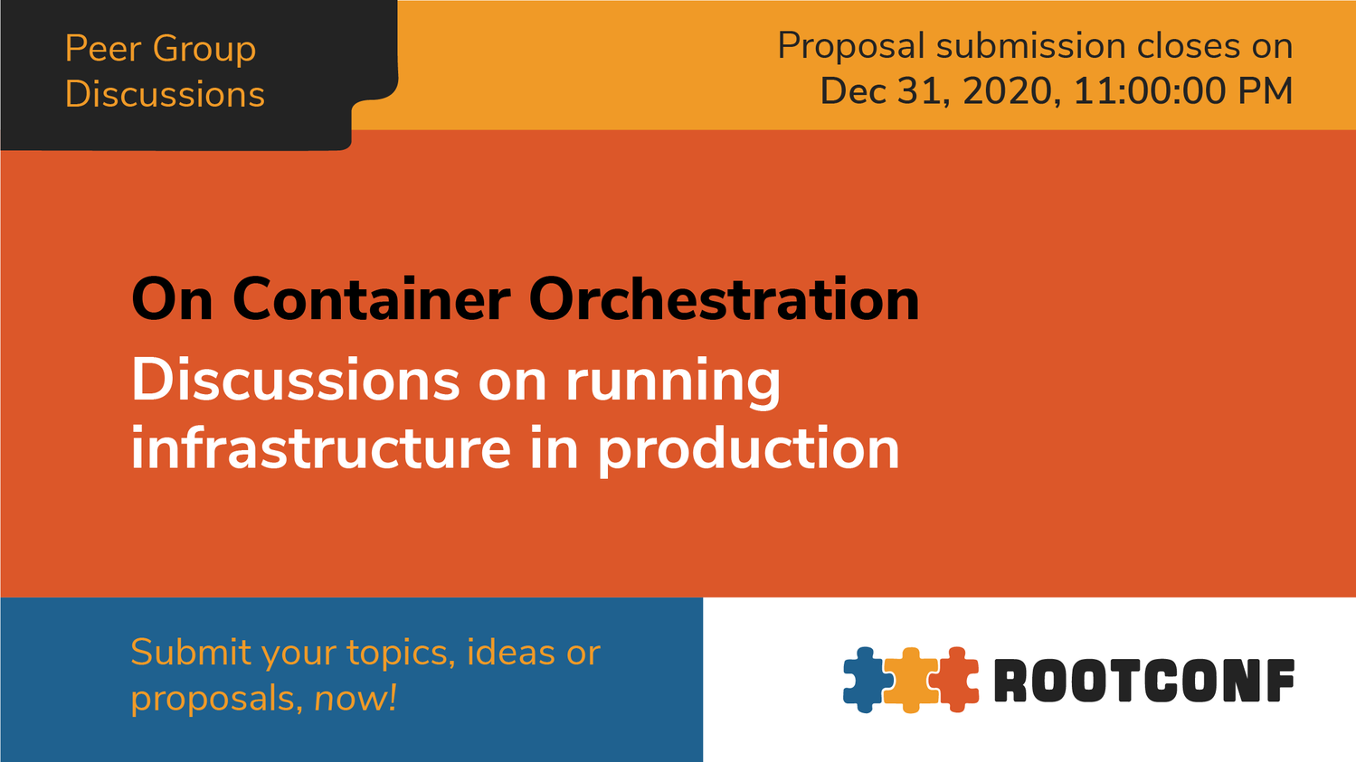 On Container Orchestration
