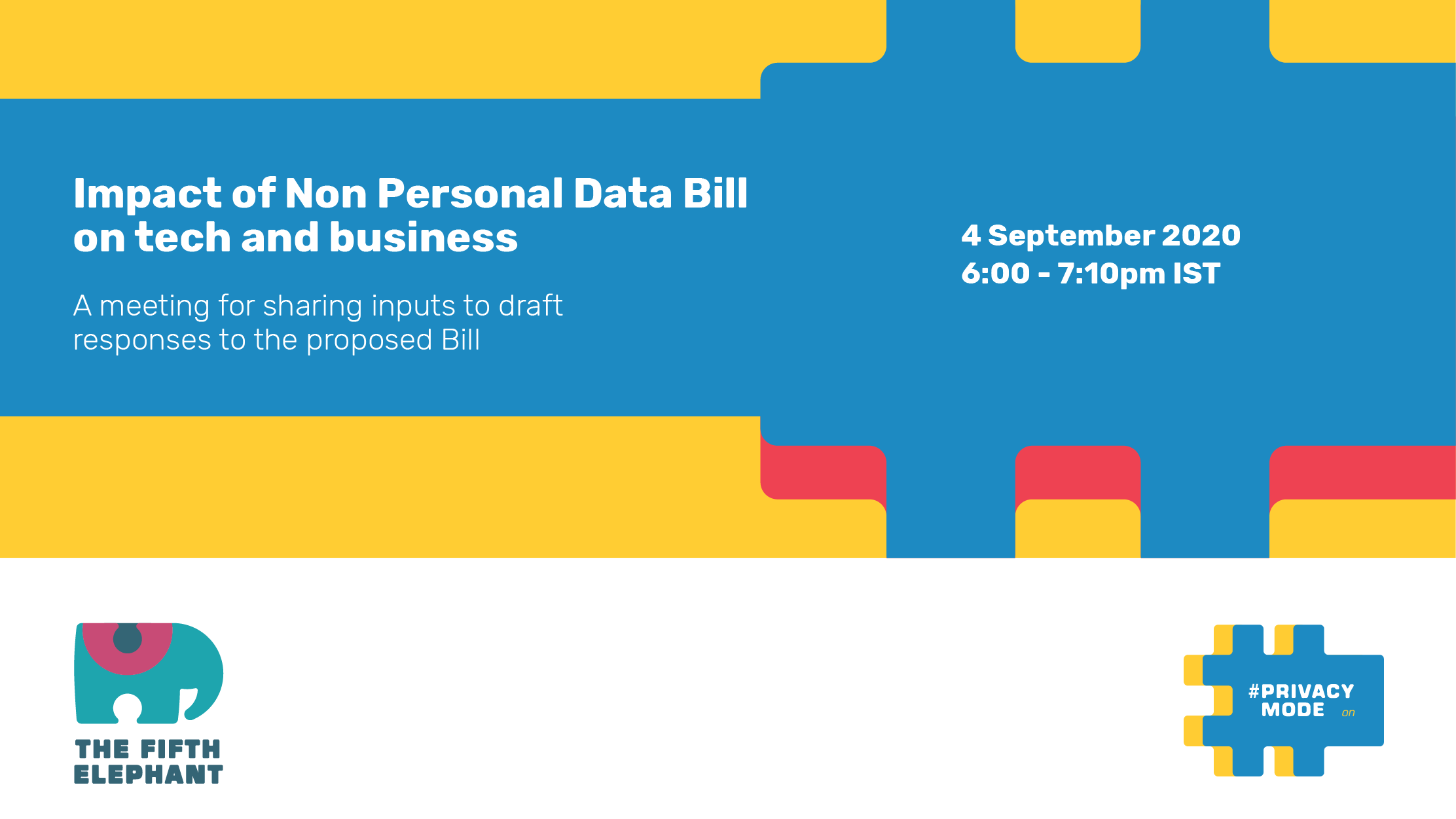 Impact of Non Personal Data Bill on tech and business