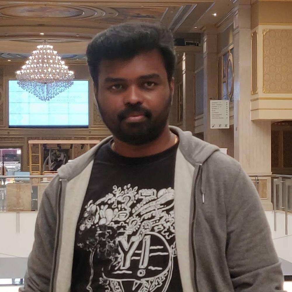 Jawahar, software programmer at ThoughtWorks