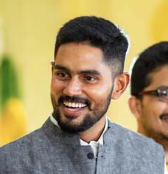 Aathitiyan V S