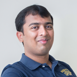 Kumar Puspesh, CTO and co-founder at Moonfrog