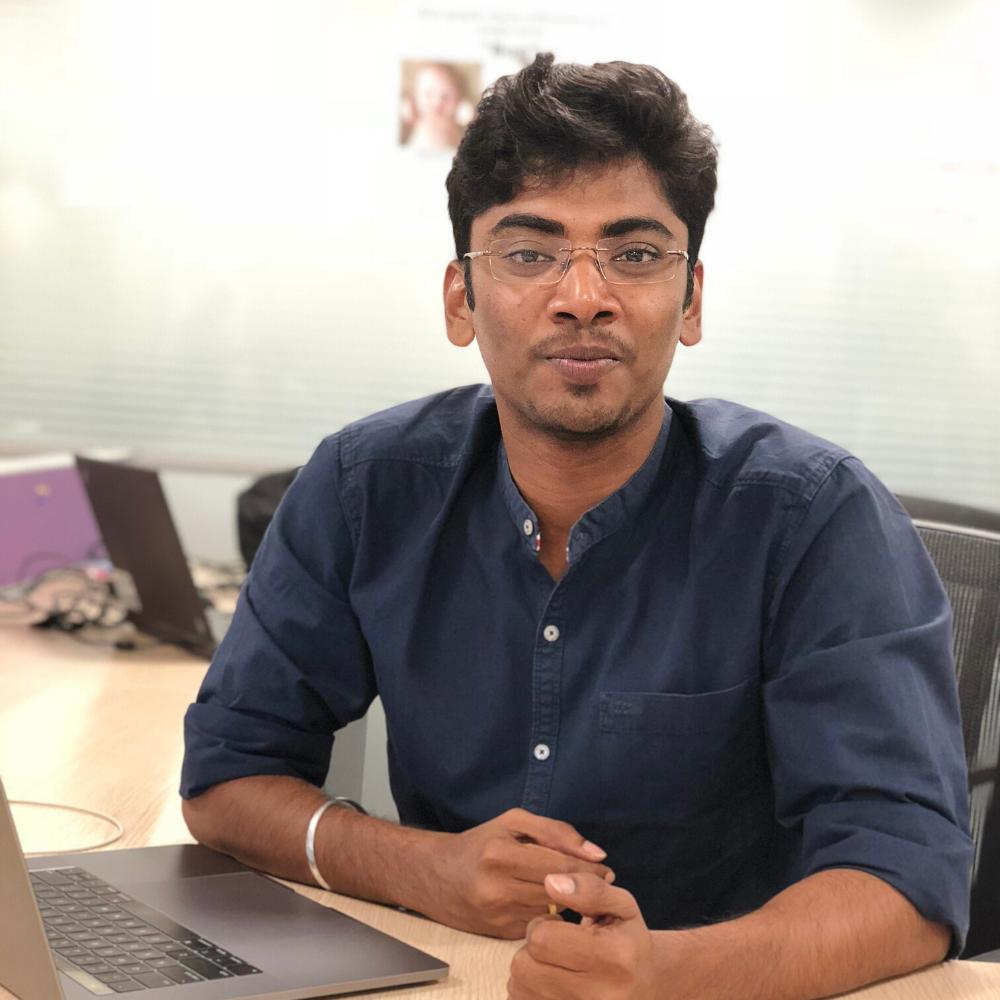 Kalanithi Sethuraman, Software engineer at Nielsen