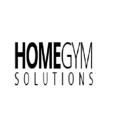 Home Gym Solutions