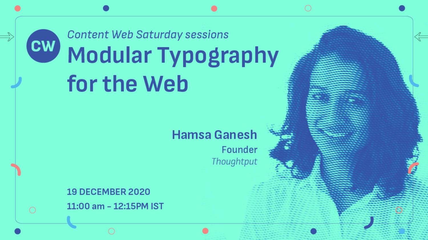 Modular Typography for the Web