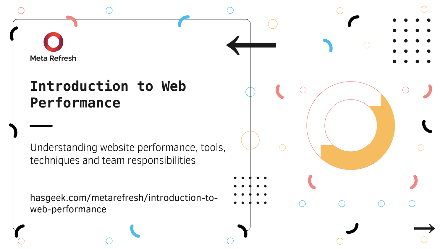Introduction to Web Performance