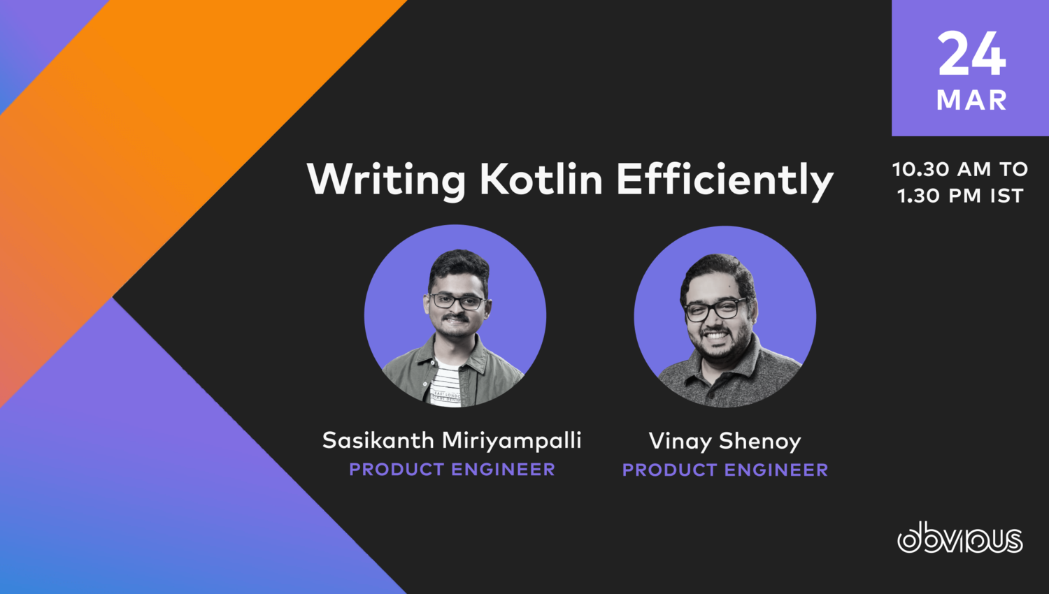 Writing Kotlin efficiently
