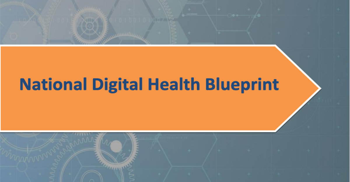 National Digital Health Blueprint: India's data infrastructure for healthcare