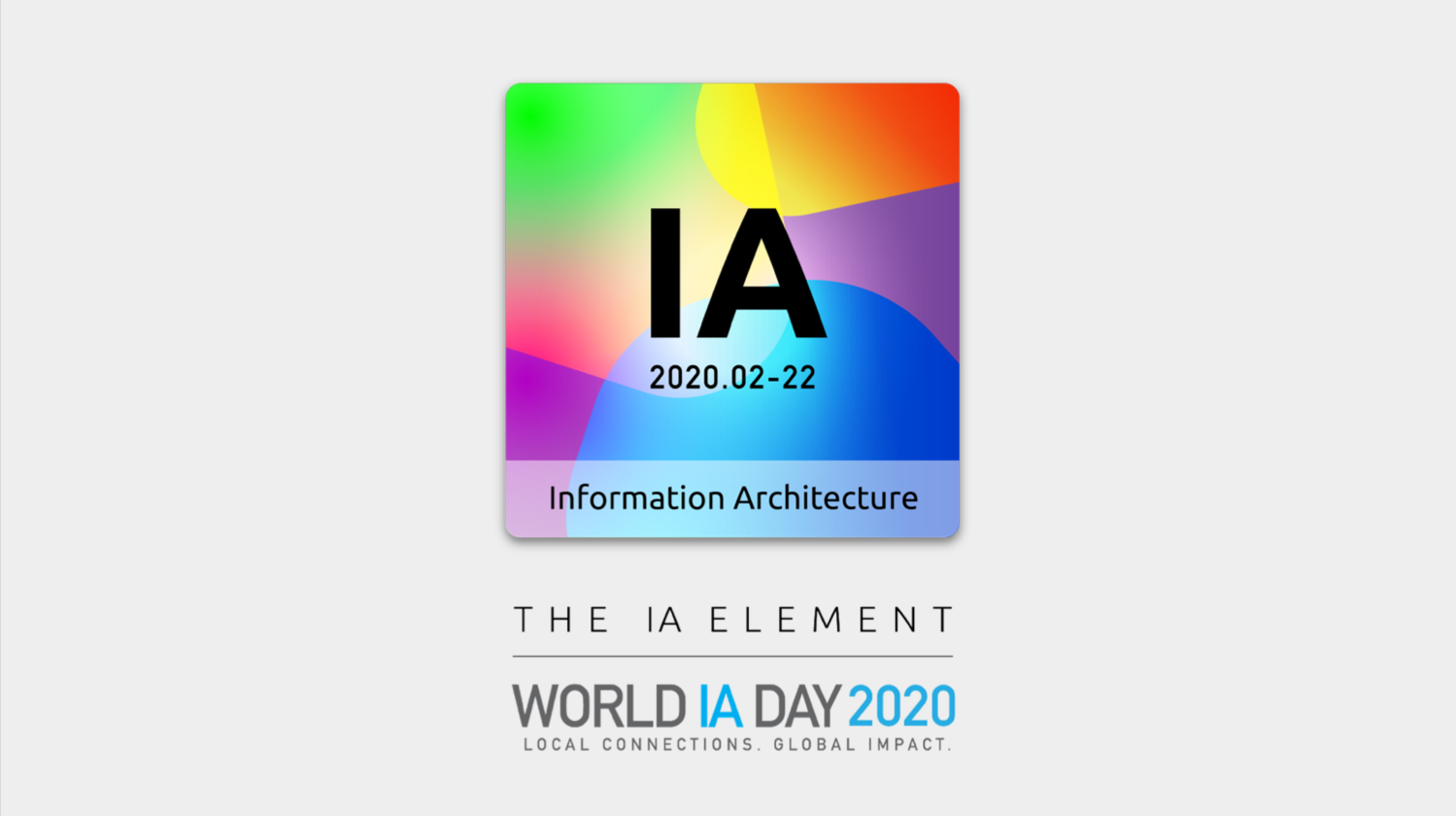 World IA Day 2020, New Delhi