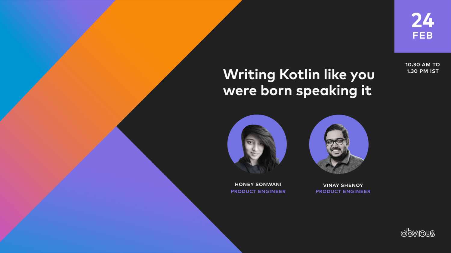 Writing Kotlin like you were born speaking it