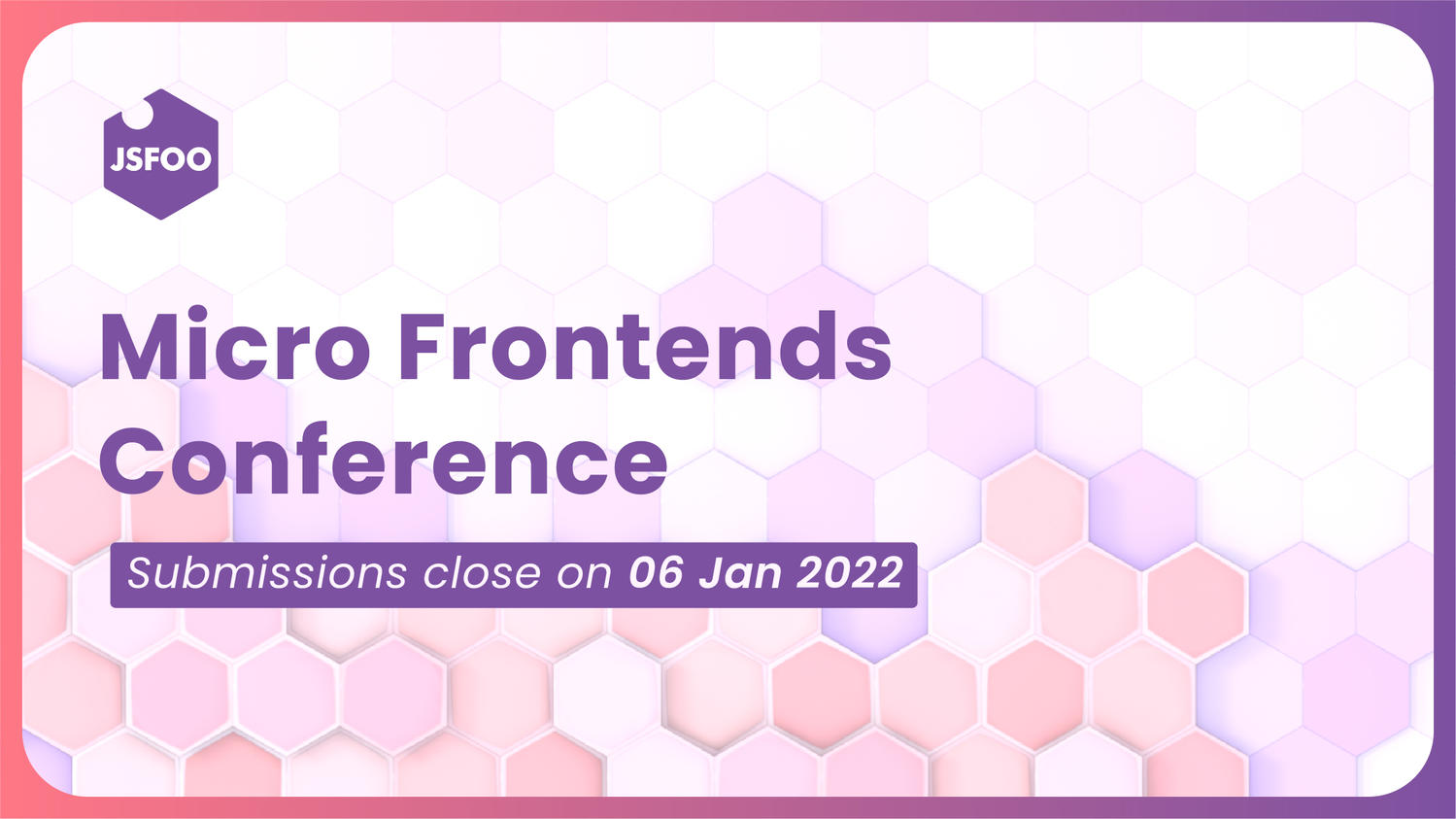 Micro Frontends Conference