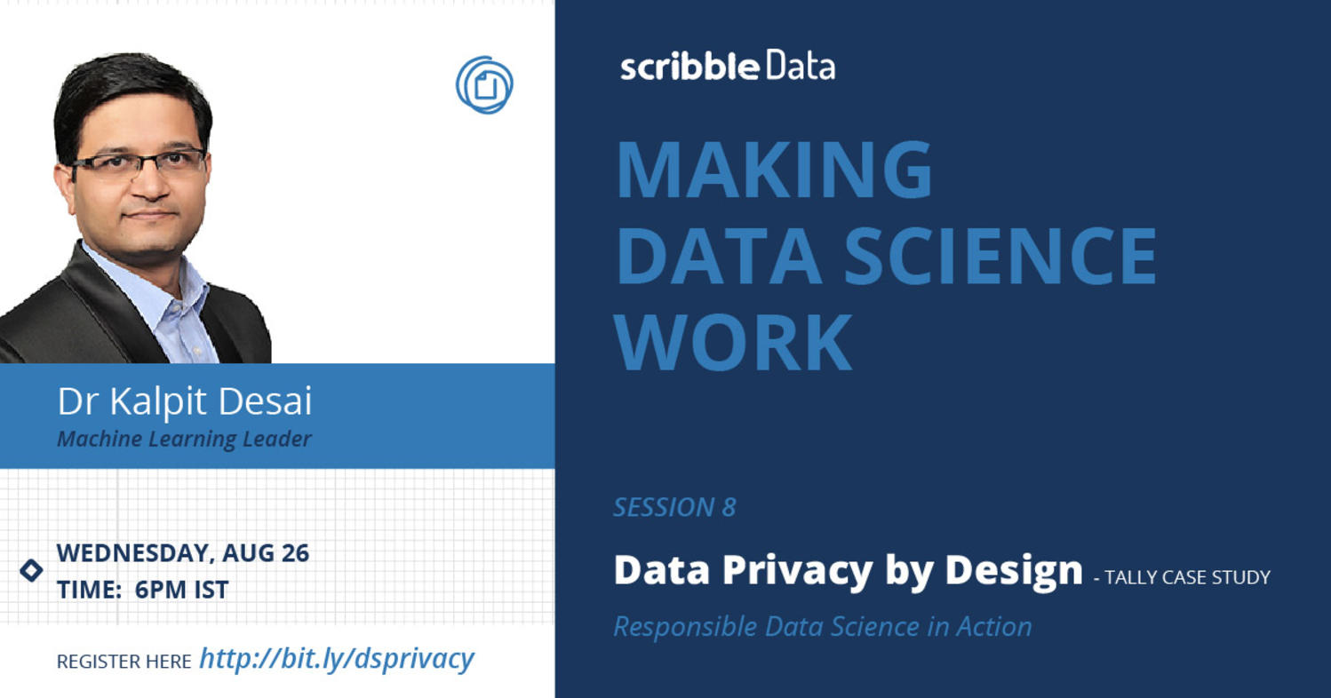 Data Privacy by Design - Tally Case Study