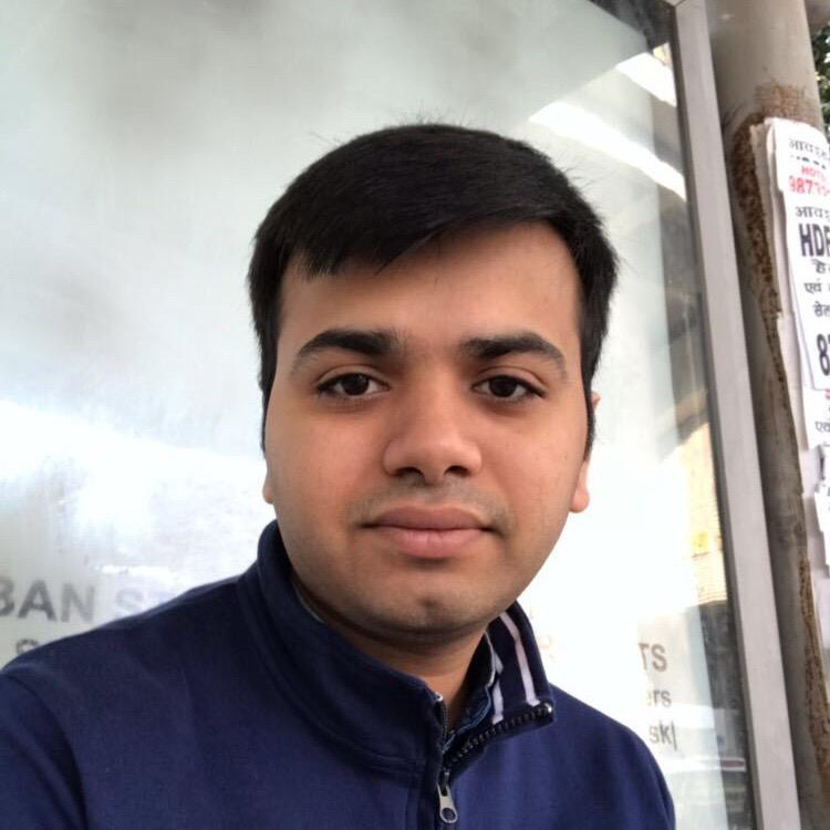 Nikunj Jain, Software Engineer at Zomato