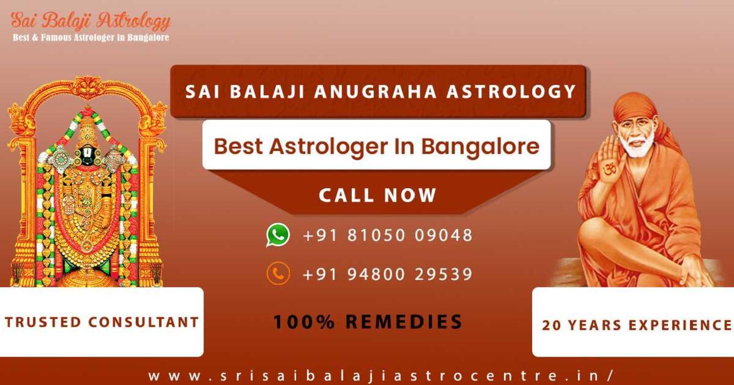 Srisaibalaji Astrocentre in Bangalore
