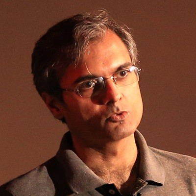 Anand S, co-founder of Gramener