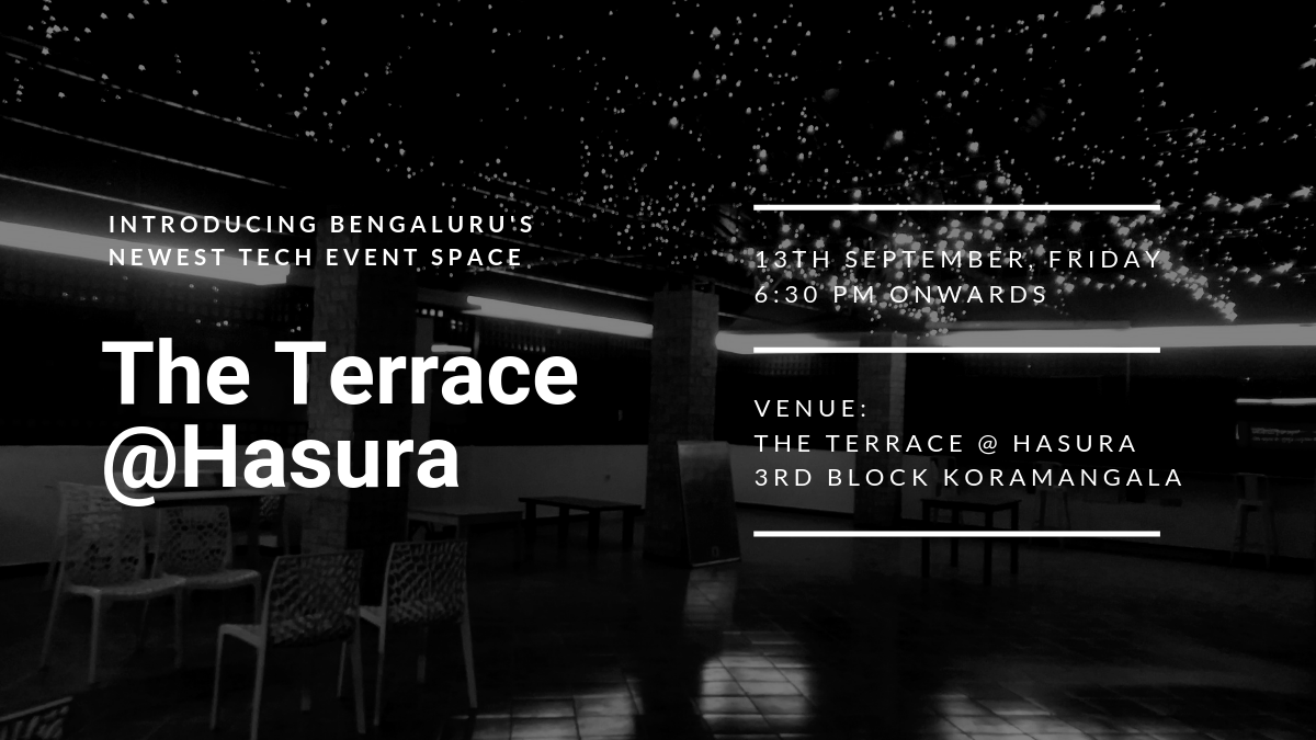 The Terrace @ Hasura