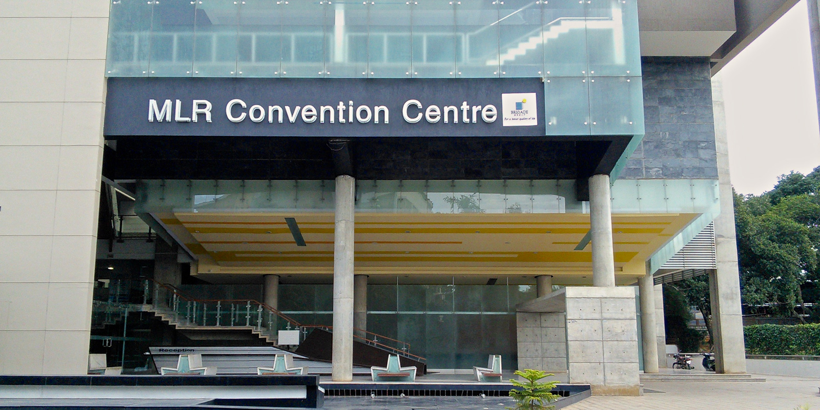 MLR Convention Centre