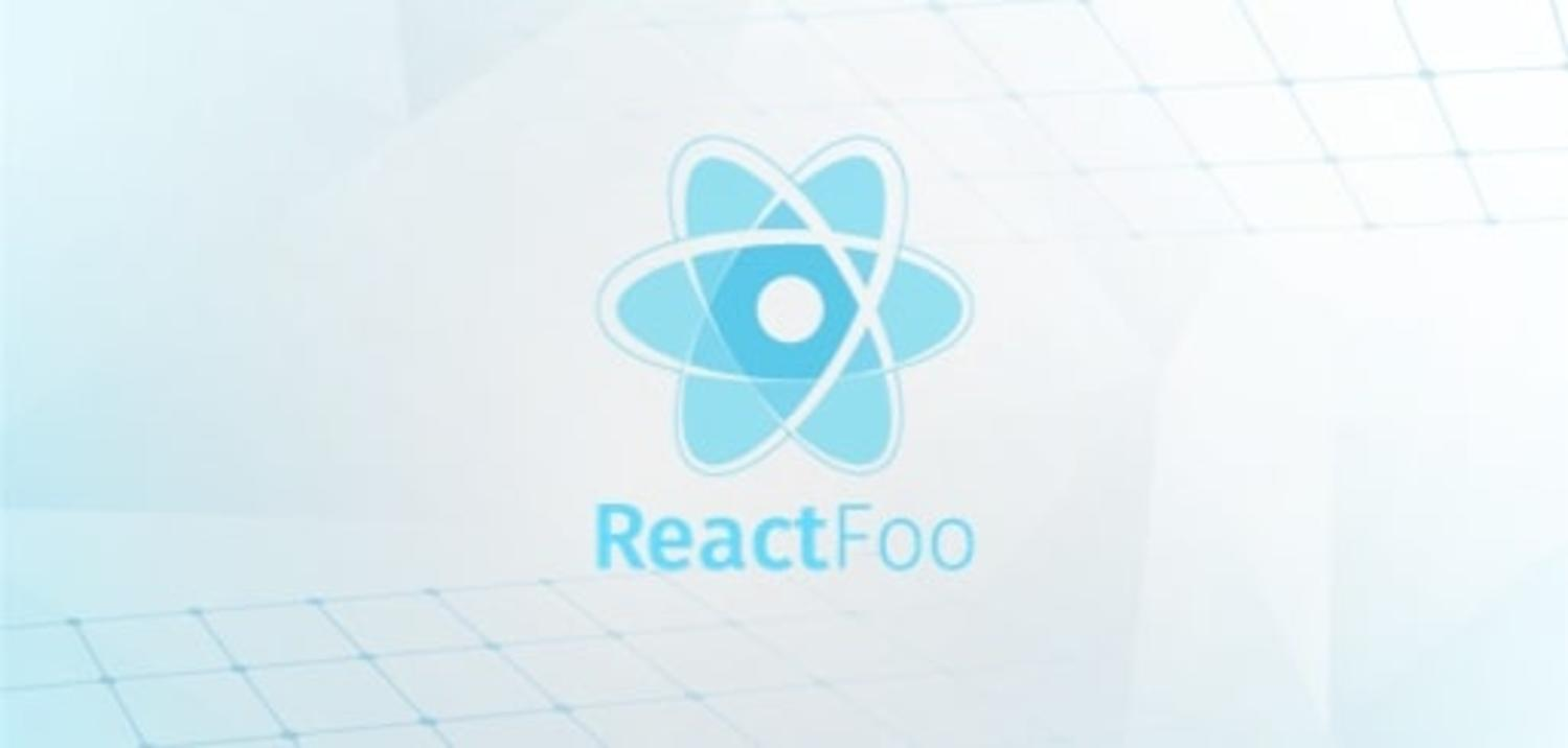 ReactFoo-VueDay Hyderabad edition