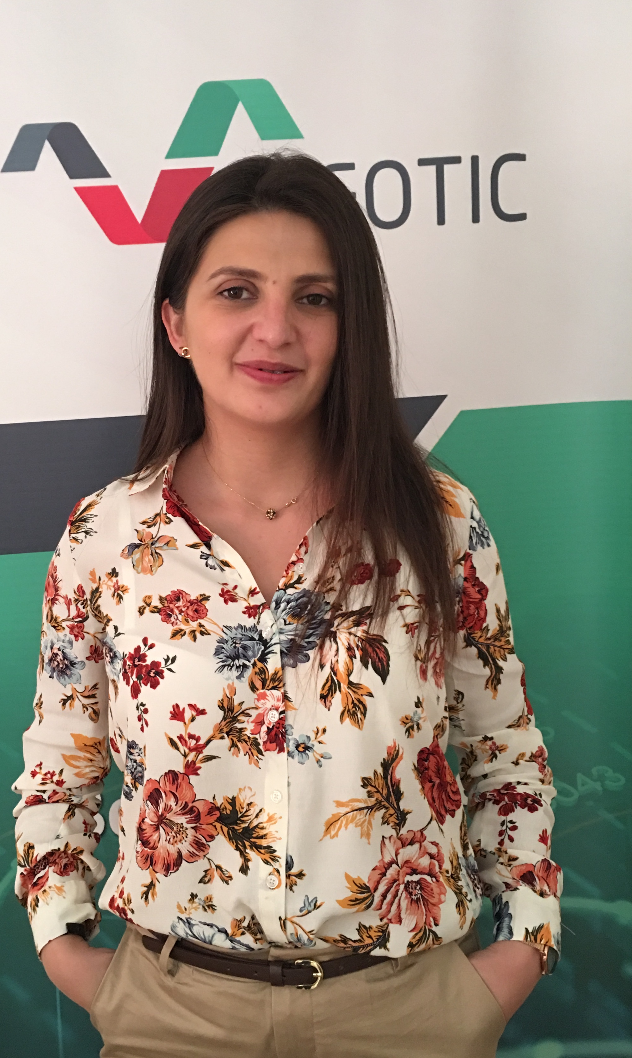 Mira Abboud, CTO and data scientist at Neotic.ai